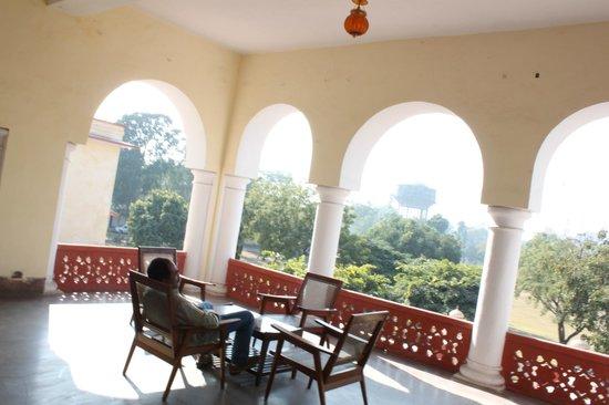 Hotel Khasa Kothi: Lounge