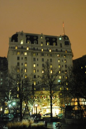 Willard InterContinental Washington:                   The Willard InterContinental