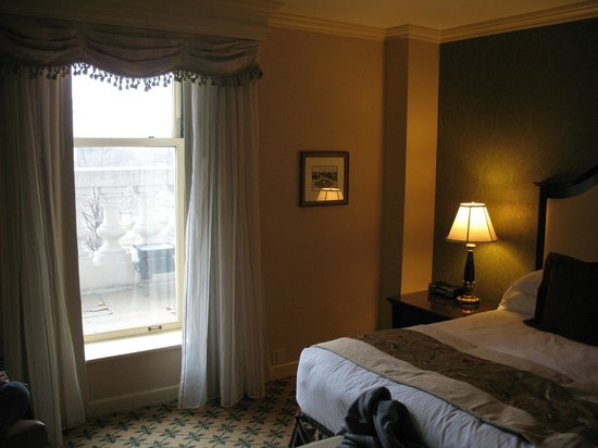 Willard InterContinental Washington:                   Room 306