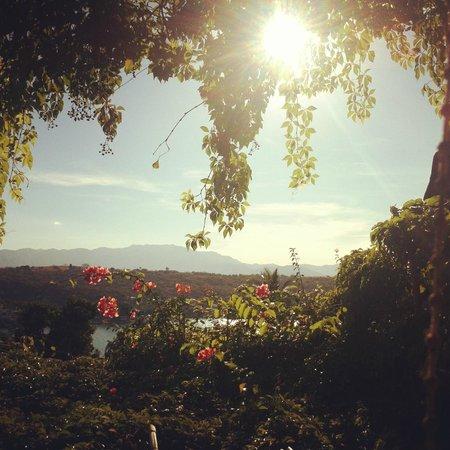 La Casa del Guamuchil:                   sol