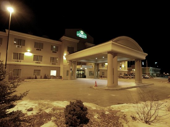 La Quinta Inn & Suites Ely:                   Welcome to Ely!