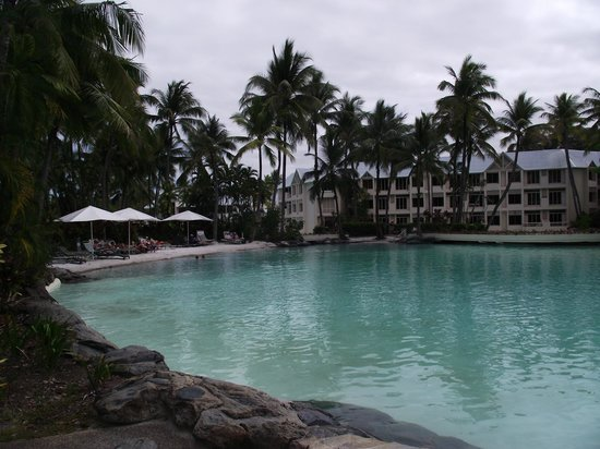Sheraton Mirage Port Douglas Resort:                   One their magnificent pools, with rooms in the background
