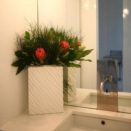 Hotel Costa Verde : WC Sala de Estar