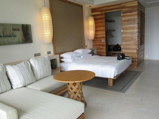 Hyatt Regency Danang Resort & Spa:                                     our room