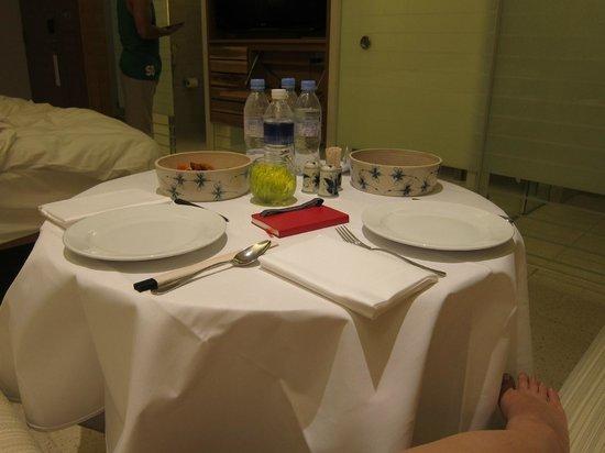 Hyatt Regency Danang Resort & Spa:                                     room service at 11:30pm