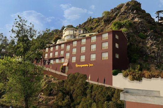 Honeymoon Inn Mussoorie: Exterior