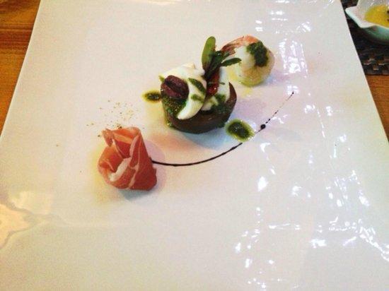 Locanda Rossi:                   appetizer