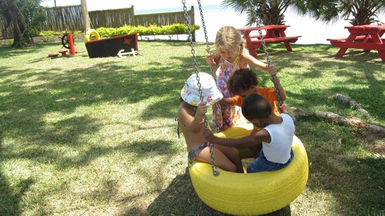 Vuda Point Marina Fiji:                   Great for the kids