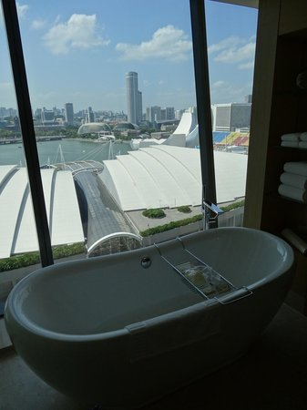 Bathroom Orchid Suite Level 19 Picture Of Marina Bay