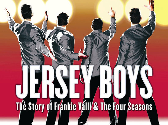 Gedung Teater Jersey Boys London