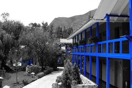 Aranwa Sacred Valley Hotel & Wellness:                                                       acabados de primera