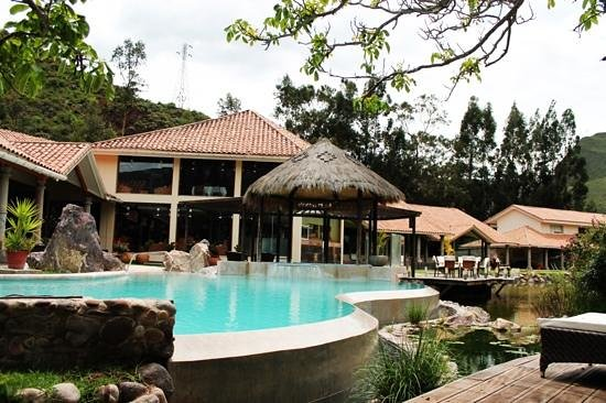 Aranwa Sacred Valley Hotel & Wellness:                                                       piscina temperada