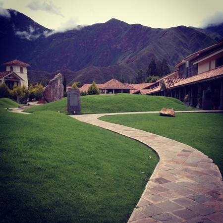 Aranwa Sacred Valley Hotel & Wellness:                                                       entrada