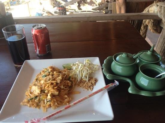 Roi Thai: pad Thai