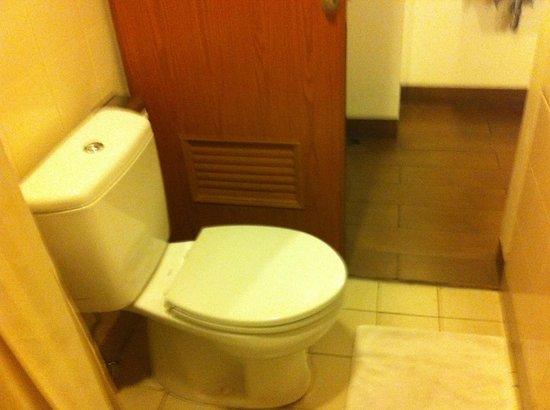 Amaris Hotel Cimanuk Small Toilet