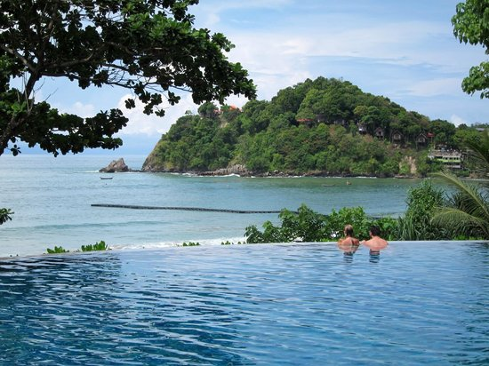 Pimalai Resort and Spa: View from infinity pool