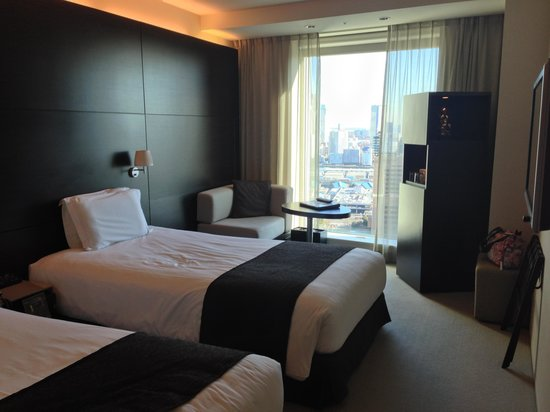 Mitsui Garden Hotel Ginza Premier: Moderate Twin Room