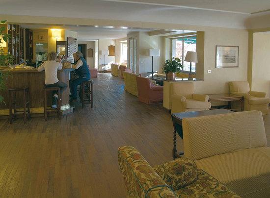 Golf Hotel Ristorante Le Betulle : Il bar