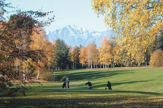 Golf Hotel Ristorante Le Betulle : Il campo da golf