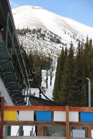 Teton Pass Ski Area: Ski Lift