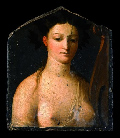 MAEC - Museo dell'Accademia Etrusca: Musa Polimnia