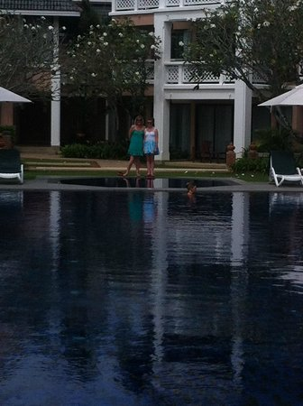 Allamanda Laguna Phuket:                                     One of the Swimming pools