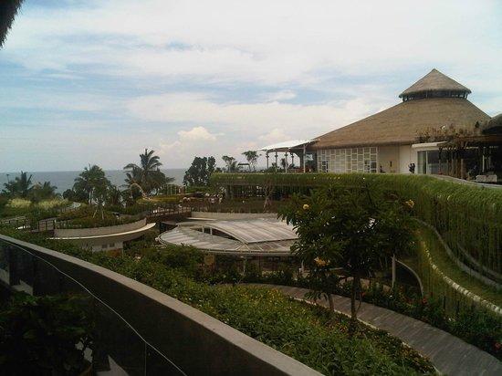 Beachwalk Shopping Center:                                     beach walk view