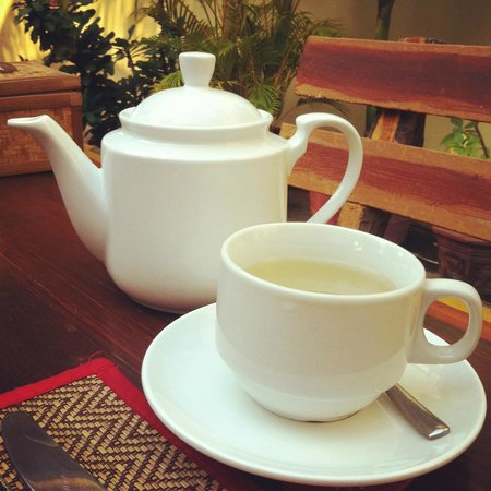 Check Inn Siem Reap:                   Love their taste of tea