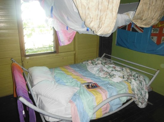 Danny's Village Homestay:                   The comfy bed!