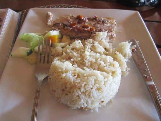 Salamandas:                   Mahi Mahi - yummy yummy!