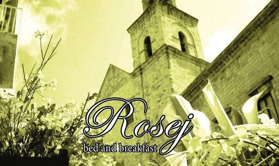Rosej Bed and Breakfast: home page