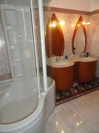Rosej Bed and Breakfast: bathroom