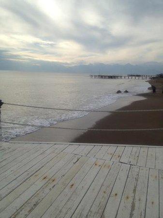 Titanic Beach Lara Hotel:                   sahil