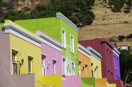 The Cape Town Tour Guide Co.:                   Colorful Cape Town
