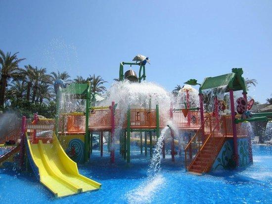 Reef Oasis Beach Resort детский аквапарк