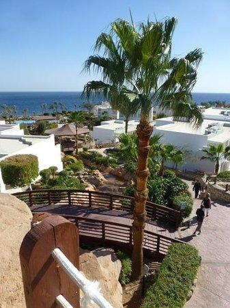 Renaissance Sharm El Sheikh Golden View Beach Resort: View from main bar
