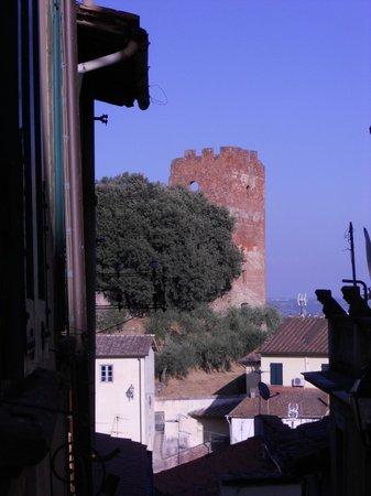Fucecchio, Italy:                                     Torre Grossa vista da Via della Greppa