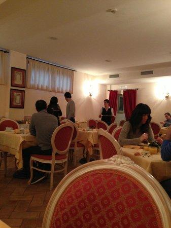 Relais Dell'Olmo: il buffet...