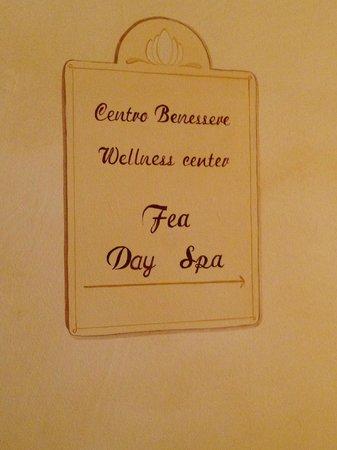 Relais Dell'Olmo: ...servizi dell'hotel