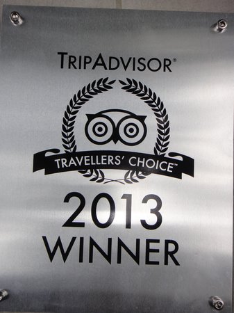 Siesta Guest House:                   Siesta House is winner for the trip adviser 2013