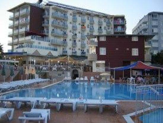 Okurcalar, Turquía:                                     Akin Paradise