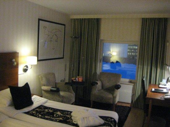 リカ ホテル ストックホルム ,                   快適なお部屋