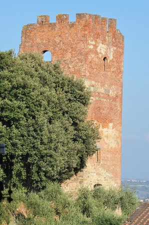 Fucecchio, Italien:                                     Torre Grossa - Parco Corsini