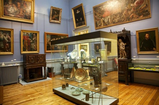 Musee d'Art et d'Archeologie du Perigord