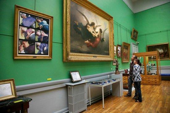 Musee de Perigord:                                     Tableaux du MAAP