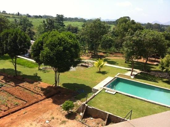 Kalu's Hideaway: view from room 112