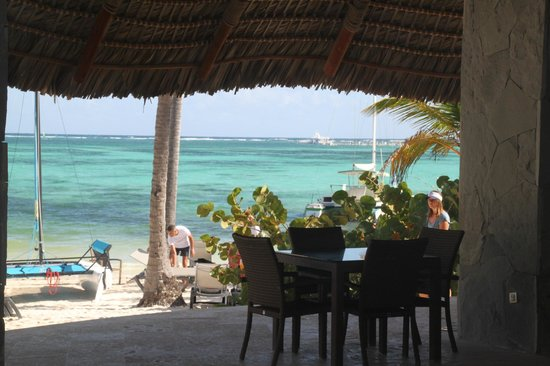 Barcelo Bavaro Beach - Adults Only:                   resto vue sur mer