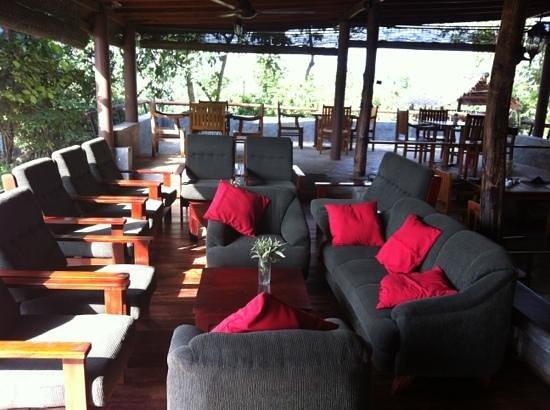 Kalu's Hideaway: the lounge