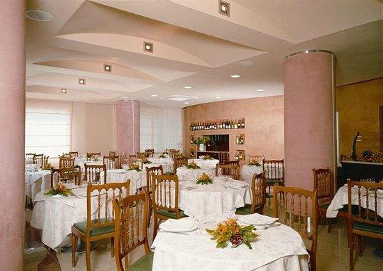 Hotel Ras: Sala Pranzo