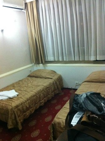 Kecik:                                     Old rooms